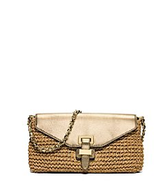 MICHAEL Michael Kors® Straw Naomi Large Clutch