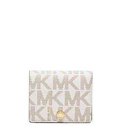 MICHAEL Michael Kors® Jet Set Signature Flap Card Holder