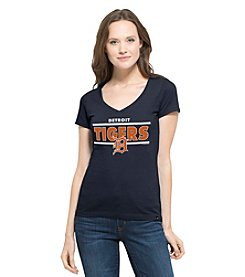 47 Brand® MLB® Detroit Tigers Women's Clutch Short Sleeve Tee