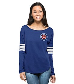 47 Brand ® MLB® Chicago Cubs Women's Ultra Long Sleeve Tee
