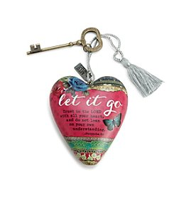 DEMDACO® Let It Go Art Heart