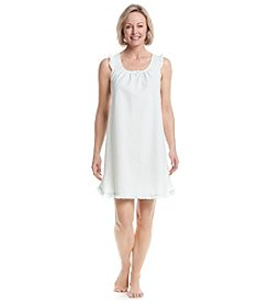 Miss Elaine® Sleeveless Nightgown