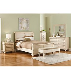 Liberty Furniture Rustic Traditions Ivory Bedroom Collection
