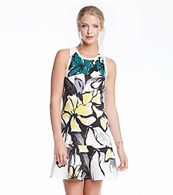Karen Kane® Scuba Flirt Dress