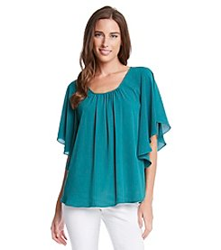 Karen Kane Flowy Angel Top