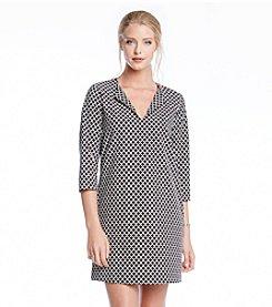 Karen Kane® Printed Shift Dress