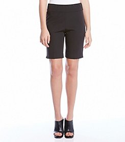 Karen Kane® Stretch Walk Shorts