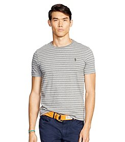 Polo Ralph Lauren® Men's Striped Jersey Crew Neck Short Sleeve Tee