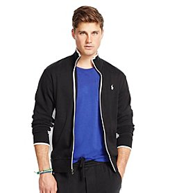 Polo Ralph Lauren® Men's Full-Zip Interlock Track Jacket