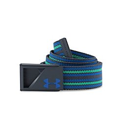 Under Armour® Men's Stripe Range Webbing Belt