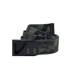 Under Armour® Men's Camo Range Webbing Belt