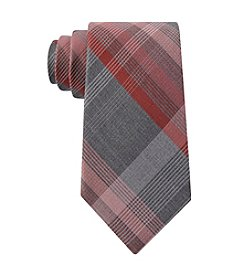 Kenneth Cole REACTION® Men's Three Color Plaid Tie