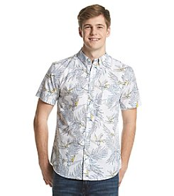 Levi's® Men's One Pocket Printed Christine Short Sleeve Button Down Shirt