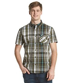 Levi's® Men's One Pocket Plaid Lane Short Sleeve Button Down Shirt