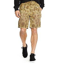 Polo Ralph Lauren® Men's Relaxed Fit Camo M44 Cargo Shorts