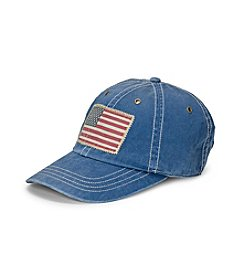 Polo Ralph Lauren® Men's Chino Flag Cap