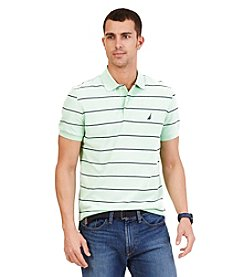 Nautica® Men's Short Sleeve Stripe Deck Shirt