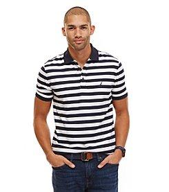 Nautica® Men's Short Sleeve Rectech Polo