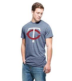 MLB® Minnesota Twins Men's Tri-State Short Sleeve Tee