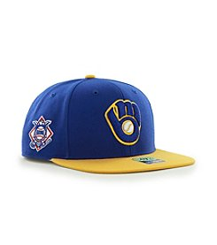 MLB® Milwaukee Brewers Sure Shot Baseball Hat