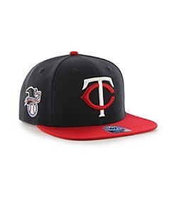 MLB® Minnesota Twins Sure Shot Baseball Hat
