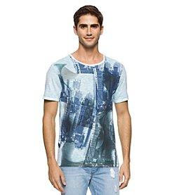 Calvin Klein Jeans® Men's Cityscape Short Sleeve Tee