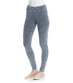 Marc New York Performance Washed Denim Jeggings