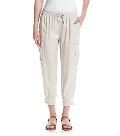 Marc New York Performance Tencel Crop Jogger Pants
