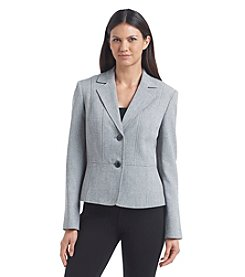 Kasper® Two Button Blazer Jacket