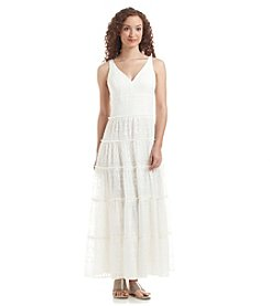 Tommy Hilfiger® Tiered Maxi Dress