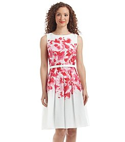 Tommy Hilfiger® Floral Fit And Flare Dress