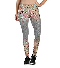 Karen Kane® Geometric Print Active Leggings