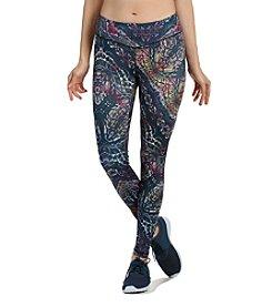 Karen Kane® Scarf Wrap Print Active Leggings