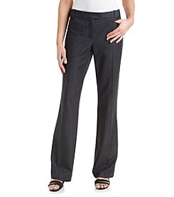 Calvin Klein Petites' Modern Straight Leg Pants