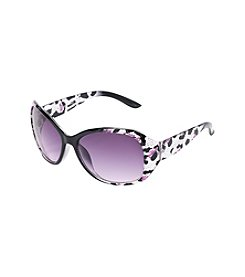 Circus by Sam Edelman™ Oval Plastic Glam Sunglasses