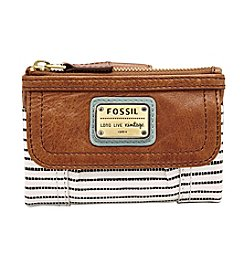 Fossil® Emory Printed Leather Multifunction Wallet