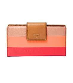 Fossil® Sydney Patchwork Leather Tab Clutch