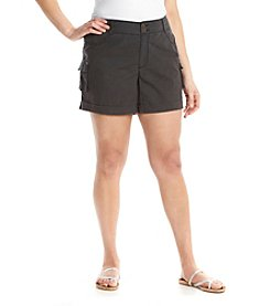 Ruff Hewn Plus Size Roll Shorts