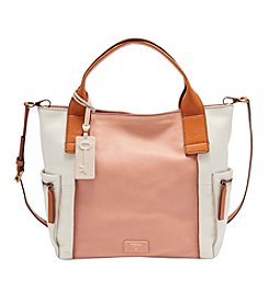 Fossil® Emerson Leather Satchel