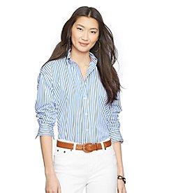 Lauren Ralph Lauren® Poplin Shirt