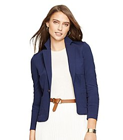 Lauren Ralph Lauren® Stretch Pique Jacket