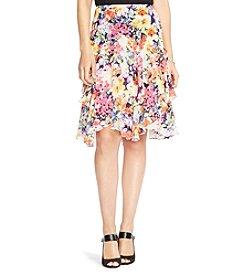 Lauren Ralph Lauren® Floral-Print Ruffled Skirt