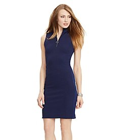 Lauren Ralph Lauren® Pique Sleeveless Dress