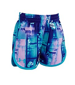 Under Armour® Girls' 2T-6X Plaid Essential Shorts
