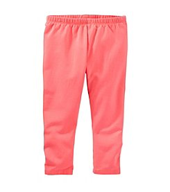 OshKosh B'Gosh Girls' 2T-6X Cropped Leggings