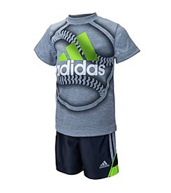 adidas® Baby Boys Slam Dunk Shoot Set