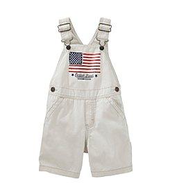 OshKosh B'Gosh® Baby Boys' American Flag Shortalls