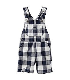 OshKosh B'Gosh® Baby Boys' Gingham Shortalls