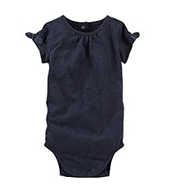OshKosh B'Gosh® Baby Girls' Bow Knot Bodysuit