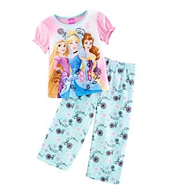 Disney Princess® Girls' 2T-4T 2-Piece Dream Big Pajama Set